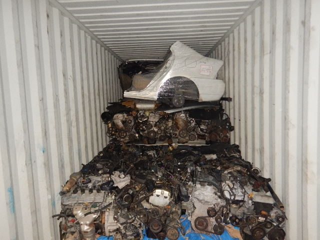 Used Japanese car parts export to Trinidad and Tobago,used parts japan