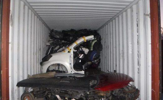 ドミニカ共和国。中古車部品輸出。中古自動車部品輸出。
